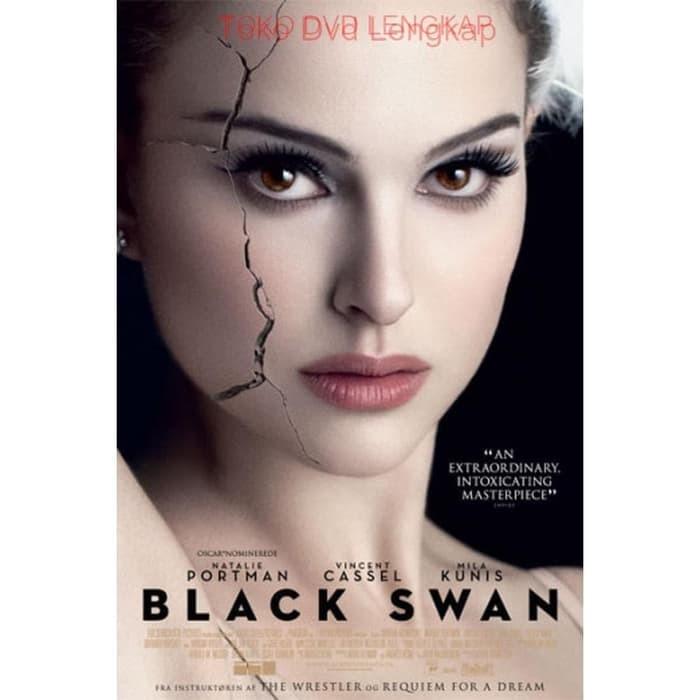 Jual Film Dvd Black Swan 2010 Kota Sukabumi Junaarc Design Service Tokopedia