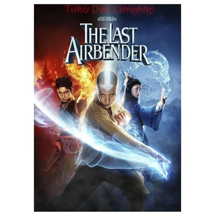 Jual Film Dvd The Last Airbender 2010 Kota Sukabumi Junaarc Design Service Tokopedia