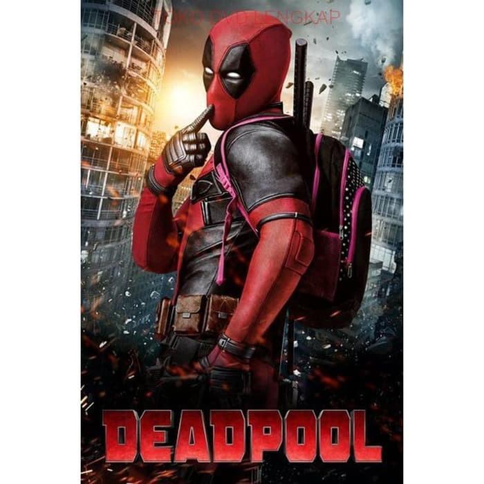 Jual Film Dvd Deadpool 2016 Kota Bandung Victory Toserba Tokopedia