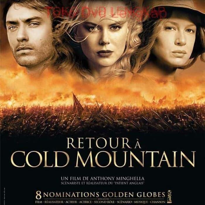 Jual Film Dvd Cold Mountain 2003 Kota Sukabumi Junaarc Design Service Tokopedia