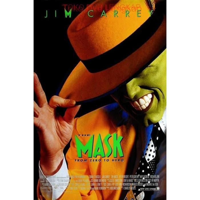 Jual Film Dvd The Mask 1994 Kota Sukabumi Junaarc Design Service Tokopedia