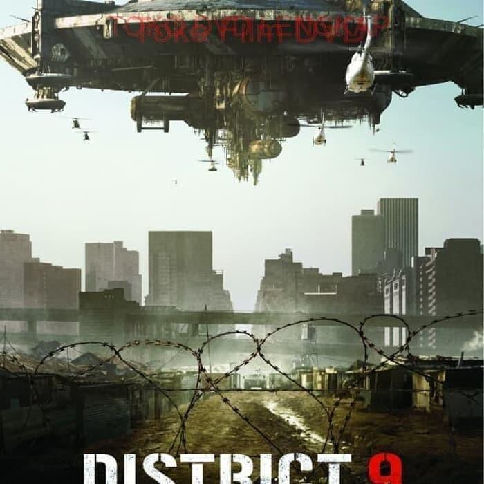 Jual Film Dvd District 9 2009 Kota Sukabumi Junaarc Design Service Tokopedia