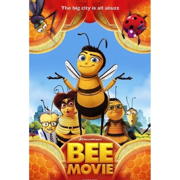 Jual Film Dvd Bee Movie 2007 Kota Sukabumi Junaarc Design Service Tokopedia
