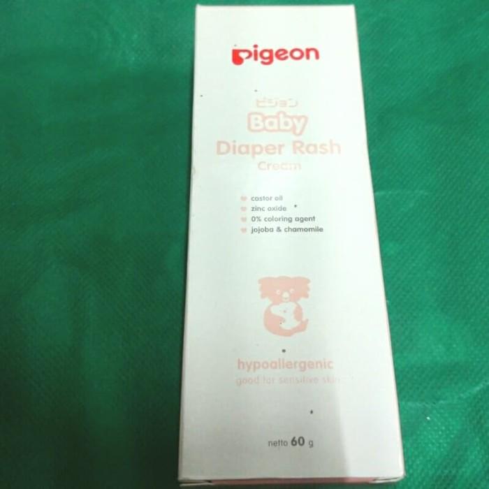 Foto Produk Pigeon Baby Diaper Rash Cream 60 gr dari Raffardhan olshop