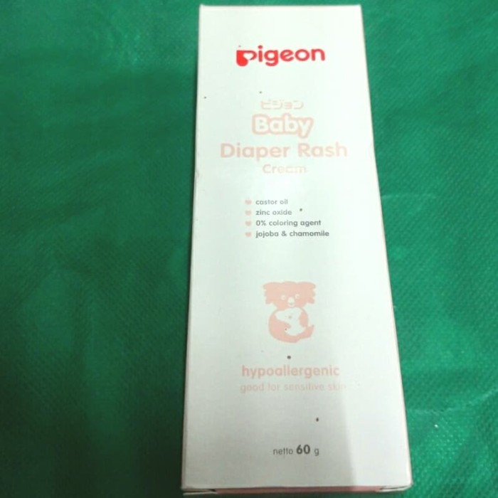 Foto Produk PIGEON Baby Diaper Rash Cream 60 gram dari Raffardhan olshop
