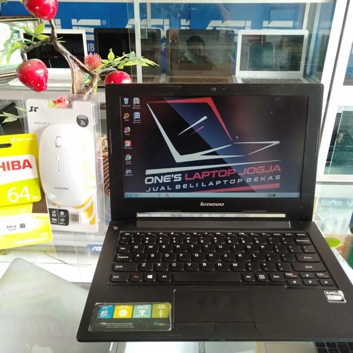 Jual Lenovo Ideapad S215 Ram 4gb Kota Yogyakarta One S Laptop Jogja Tokopedia