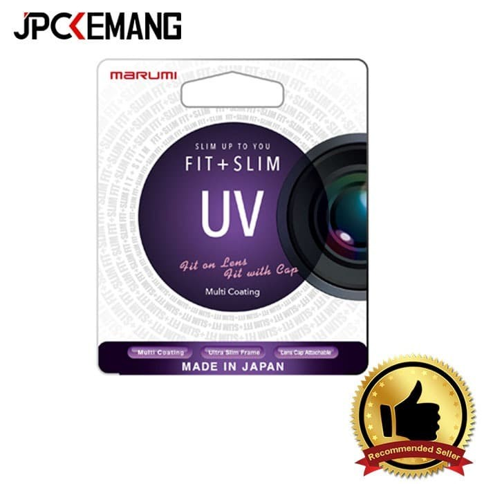 Foto Produk Marumi Fit + Slim MC UV 52mm dari JPCKemang