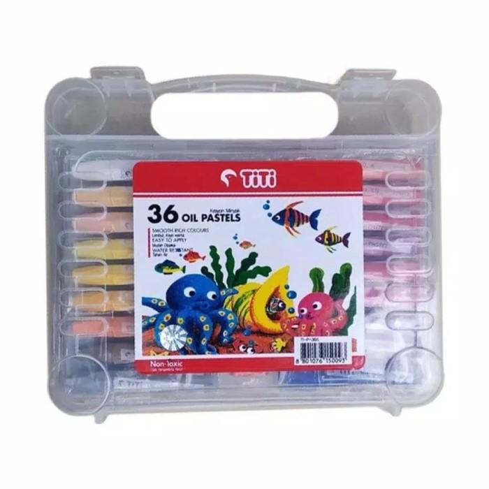 Foto Produk Crayon Titi 36 Warna dari Toko Buku dan Stationery