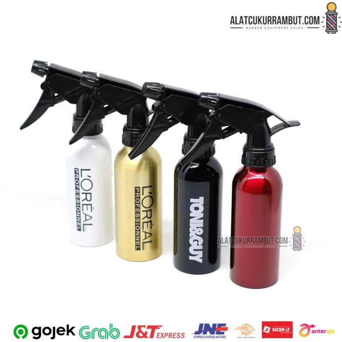 Foto Produk Botol Spray Bahan Alumunium Untuk Pangkas Rambut, Salon dan Barbershop dari alat cukur rambut