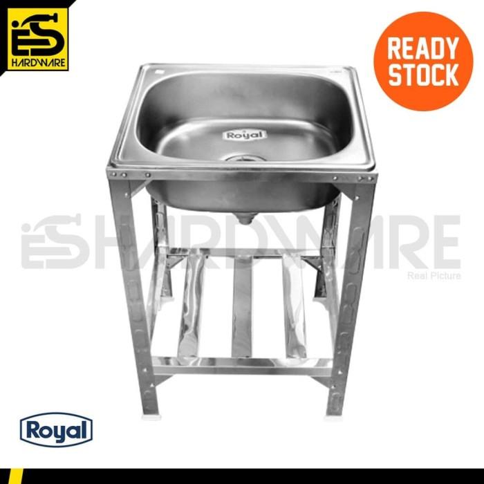 Jual Kitchen Sink Portable / Bak Cuci Piring Merk Royal