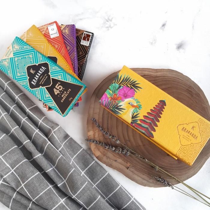Foto Produk Gift Set Yellow Bali dari Krakakoa Official