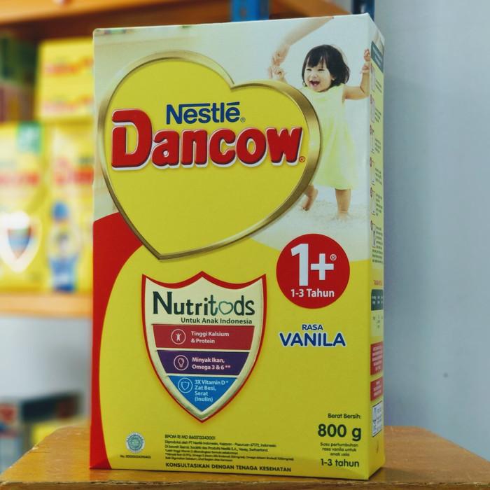 Foto Produk Susu DANCOW 1+ Vanilla 800gr dari Toko Susu Hokki