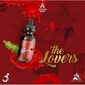 Foto Produk Arcana Elixir The Lovers *100% Authentic by Trilogy Brewer Flavour : dari KLAVA