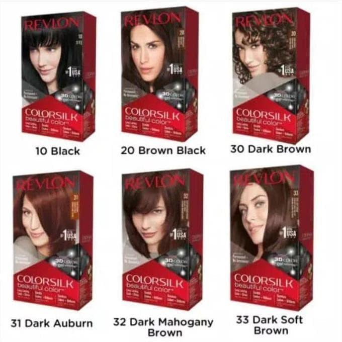 Jual Best Quality Revlon Colorsilk Beautiful Color Hair Color Cat Rambut Jakarta Timur Rafashop22 Tokopedia