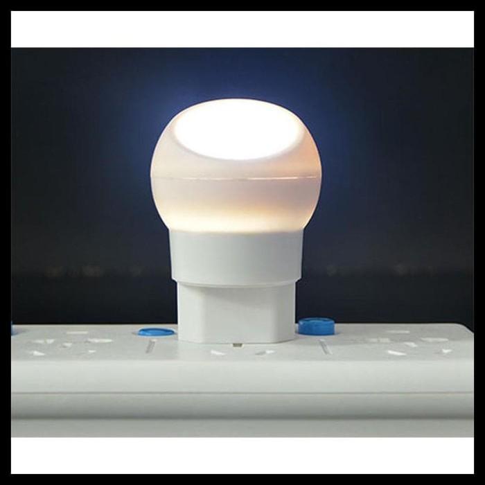 Jual Bohlam Night Light Lampu Tidur Led Sensor Cahaya Rotasi 360 Derajat Jakarta Pusat Dionsanford Tokopedia