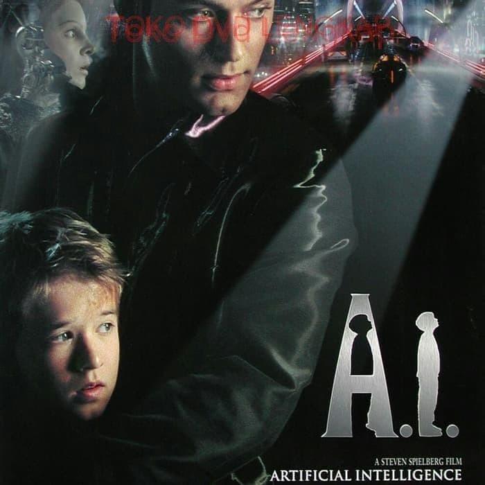 Jual Film Dvd A I Artificial Intelligence 2001 Jakarta Utara Snepshop Tokopedia