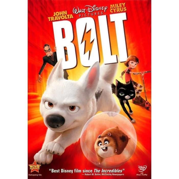 Jual Film Dvd Bolt 2008 Jakarta Utara Snepshop Tokopedia