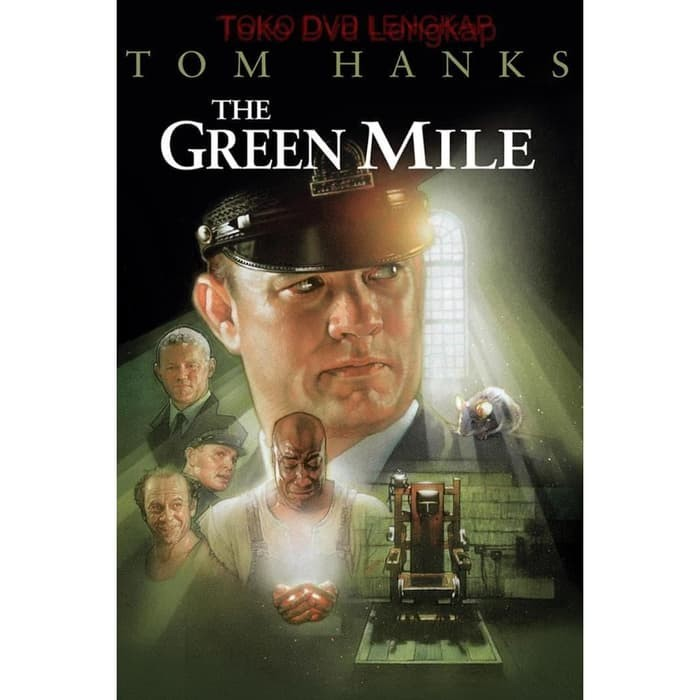 Jual Film Dvd The Green Mile 1999 Jakarta Utara Snepshop Tokopedia