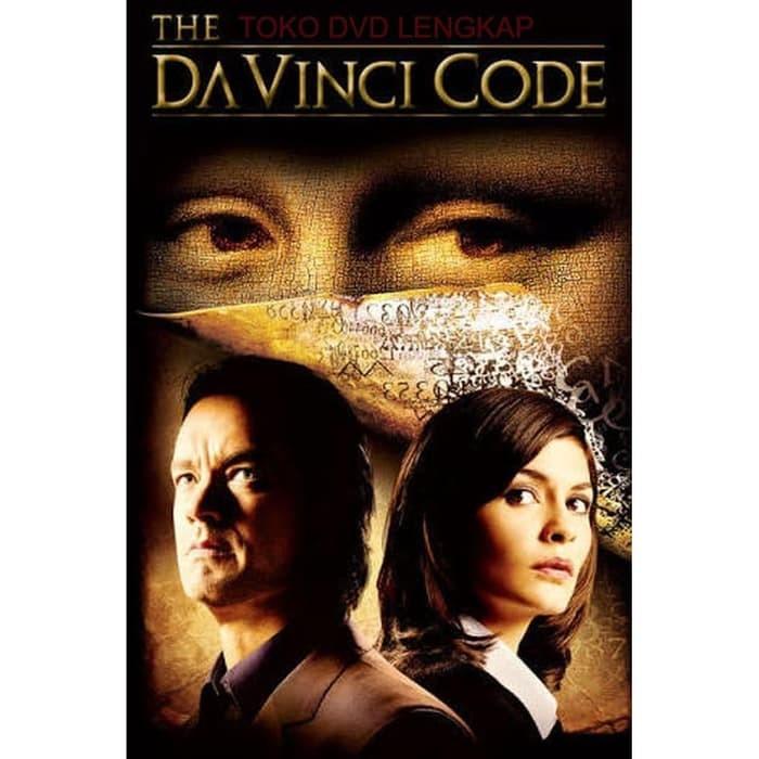 Jual Film Barat Jadul The Da Vinci Code 2006 Jakarta Utara Snepshop Tokopedia