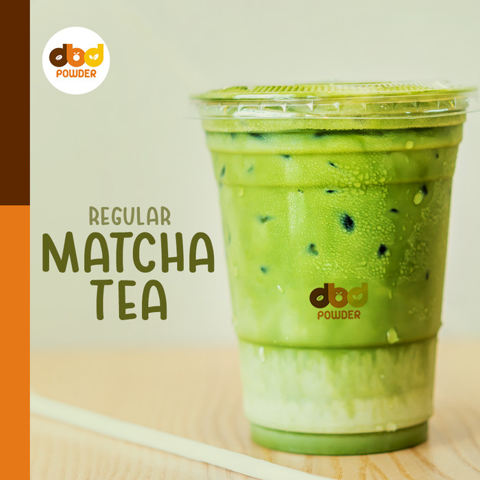 Foto Produk Bubuk Minuman Matcha - Powder Matcha Tea | DBD Powder dari DBD POWDER Official