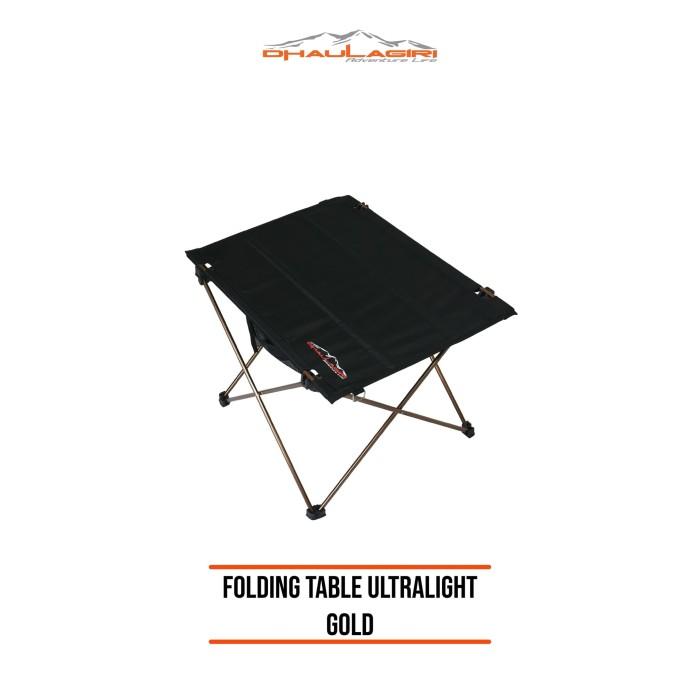 Foto Produk meja lipat camping ultralight Dhaulagiri outdoor traveling fishing dari Dhaulagiri official