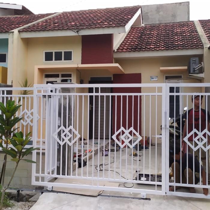 Jual Pintu Pagar Minimalis - Kota Depok - JARK Creative | Tokopedia