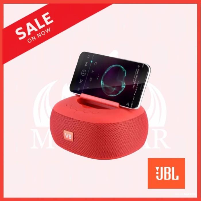 Foto Produk [ORIGINAL] speaker bluetooth jbl / speaker jbl bluetooth / speaker hp - Hitam dari MURAZAR