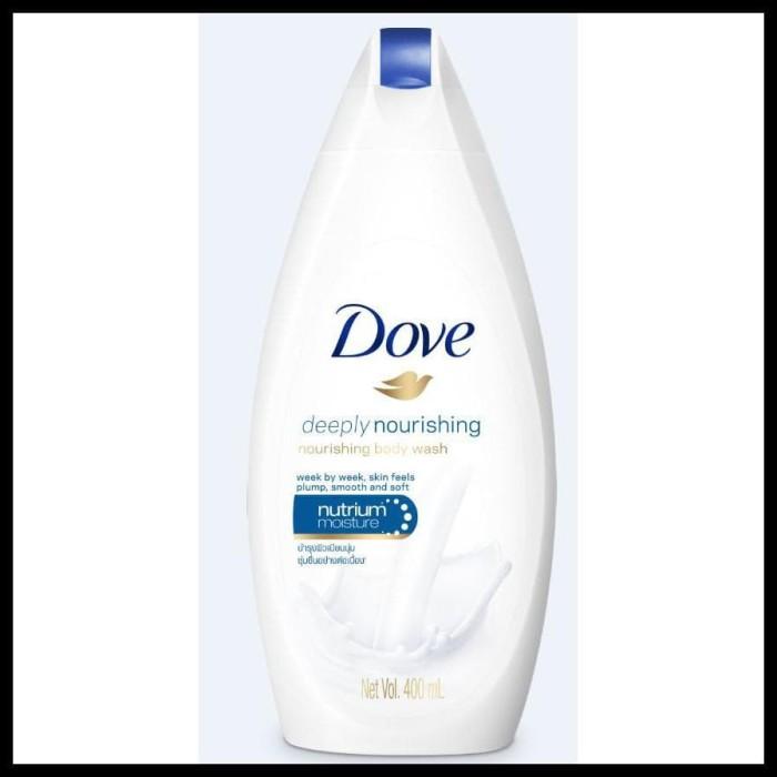Jual Banting Harga Dove Deeply Nourishing Body Wash Bottle 400ml Kota Bekasi Edmundbowen Tokopedia