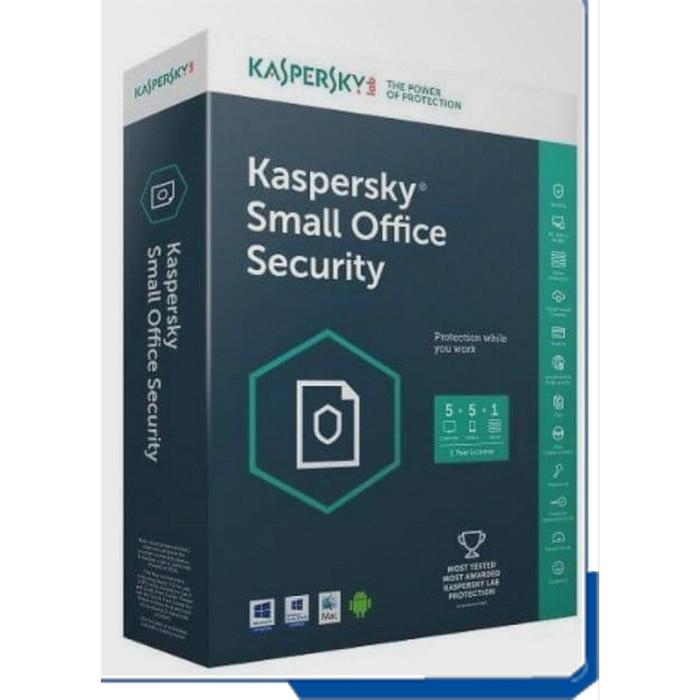 Jual Promo Kaspersky Small Office Security 1 Server 5 User Berkualitas Jakarta Selatan Wiliya Open9893 Tokopedia
