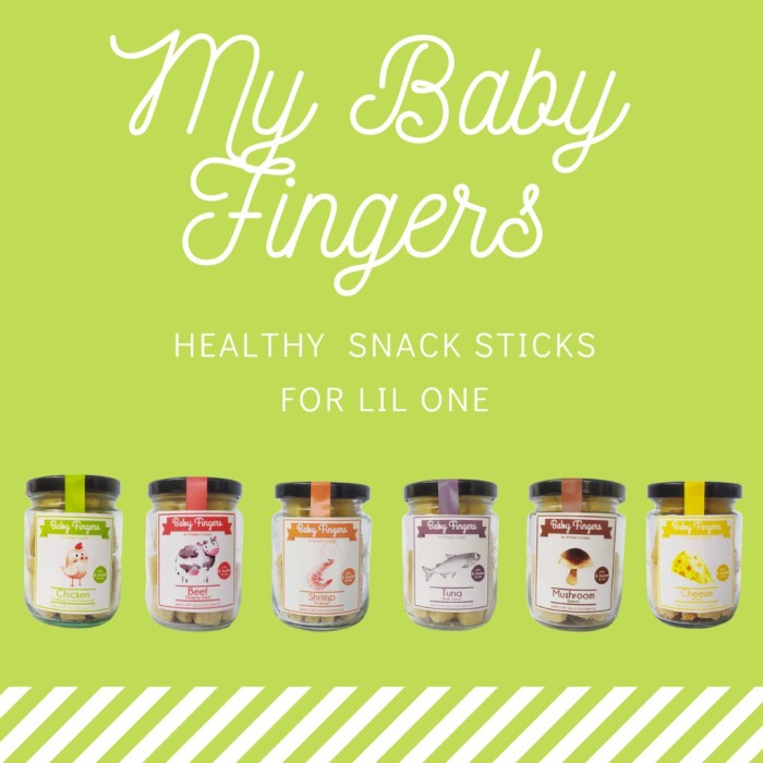 Jual Baby Fingers Snack Mpasi Sehat Anti Gtm Murah Jakarta Barat Sephora Online Tokopedia