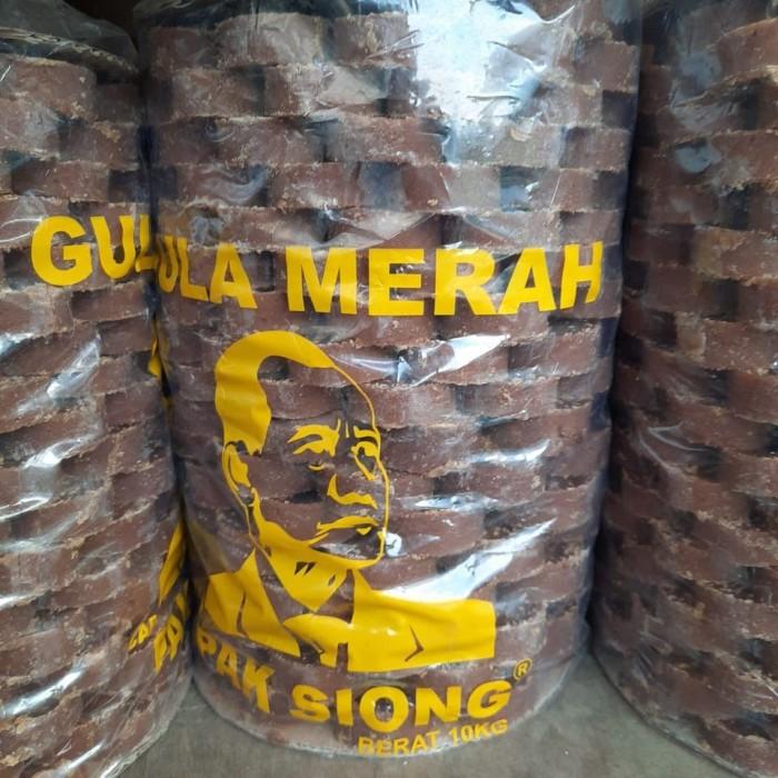 Foto Produk Gula Merah/Gula Jawa 10 kg/ khusus Grab/Gojek dari osp shop