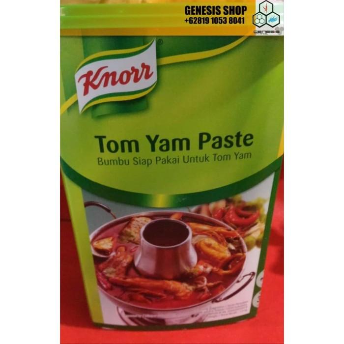 Jual Jual Hot Sale Knorr Tom Yam Paste Tom Yum Paste 1 5kg Murah Jakarta Barat Feny Store580 Tokopedia