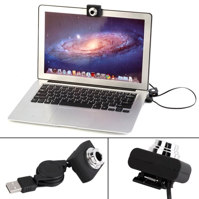Foto Produk Kamera Webcam USB 30M Mega Pixel untuk PC Laptop dari Tokoe Murah