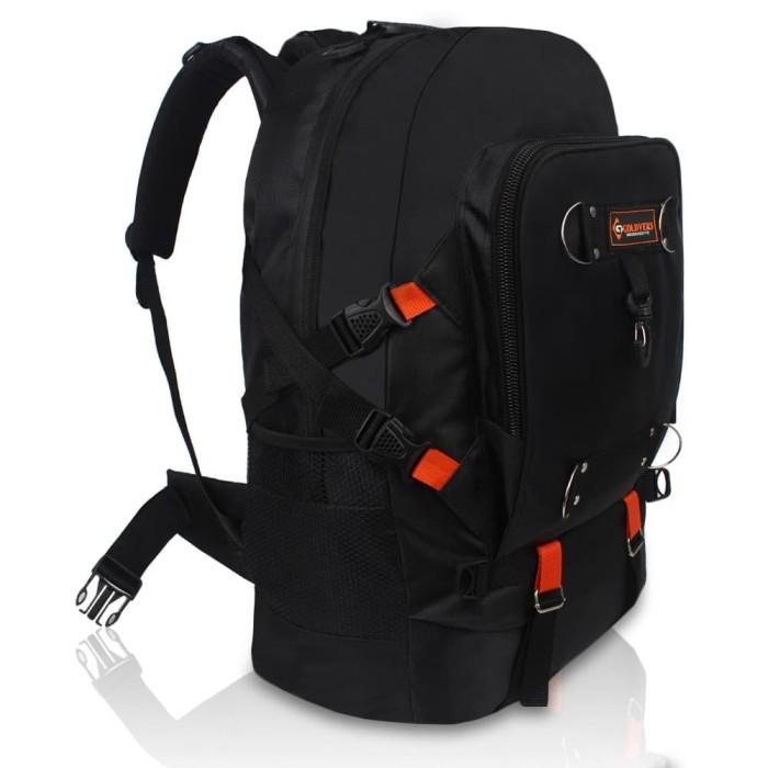 Foto Produk Ransel Punggung Jumbo kekinian Tas Ransel Bacpack Pria Terbaru dari Goldies bags