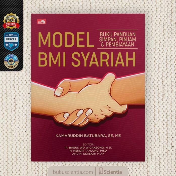 Jual Buku Panduan Simpan Pinjam Pembiayaan Model Mbi Syariah Kota Tangerang Buku Scientia Tokopedia