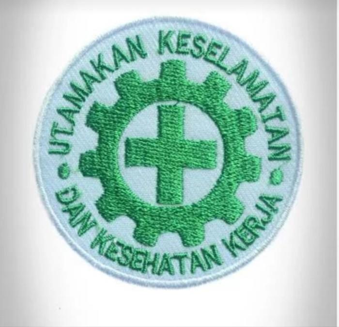 Jual Bordir Langsung Logo K3 Bendera Anda Kota Surakarta Arrivastore2020 Tokopedia
