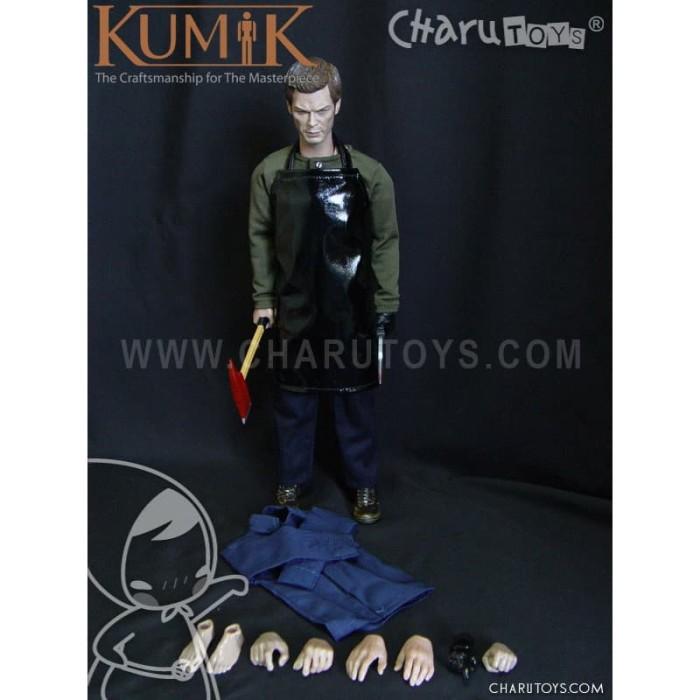 Foto Produk 1/6 scale Dexter TV serial hot toys like figure dari Charu Toys