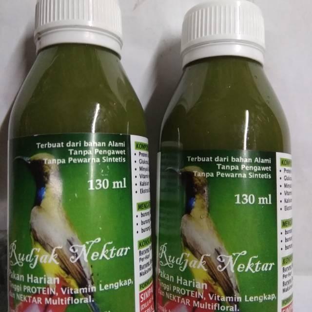 Jual Rudjak Nektar Rujak Nektar Hijau Pakan Burung Kolibri Pleci Jakarta Pusat D Jckstore Tokopedia