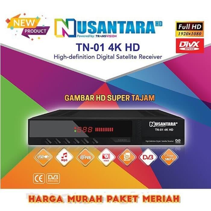 Jual Receiver Parabola Transvision Nusantara Hd Tn 01 Kota Pontianak Nadiaallshoop Tokopedia