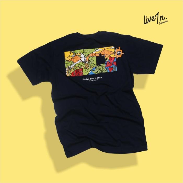 Foto Produk Live in Indonesia : Tshirt - Last Piece dari liveinindonesia_store