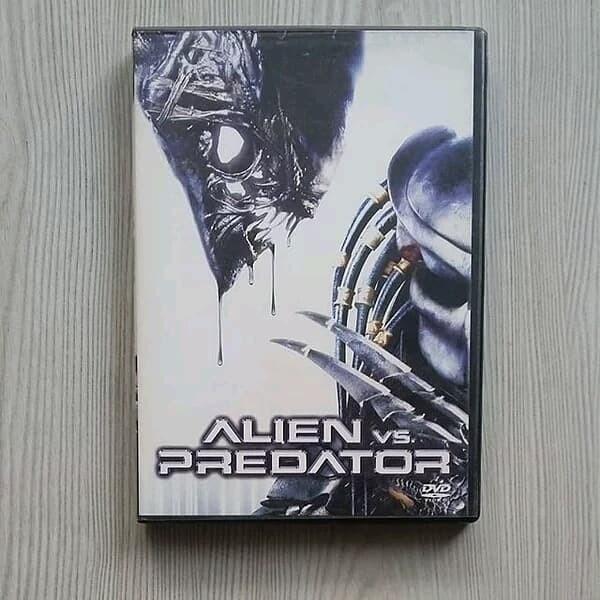 Jual Dvd Original Alien Vs Predator 2004 Kab Bekasi Look At Disc Tokopedia
