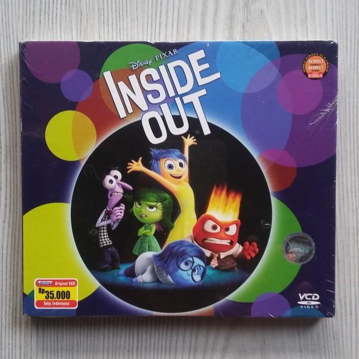 Jual Vcd Original Inside Out 2015 Kab Bekasi Look At Disc Tokopedia