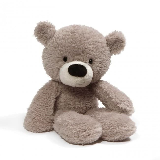 "Foto Produk GUND - Fuzzy Bear Grey 13.5"" dari Pusheen by Gund"