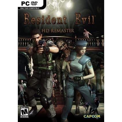 Jual Resident Evil 1 Remake Hd Remaster Game Pc Jakarta Barat Di Jakarta Tokopedia