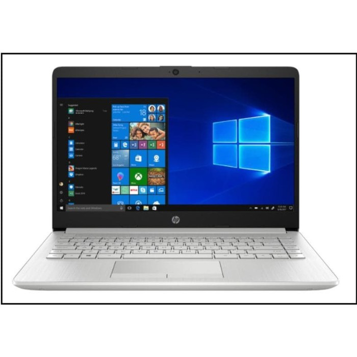 Jual Laptop Hp 14s Dk0073au Amd A4 9125 Ram8gb Ssd240gb Windows 10 Original Jakarta Utara Manbenshoping Tokopedia