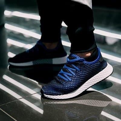 Jual Sepatu Sneakers Adidas Deerupt
