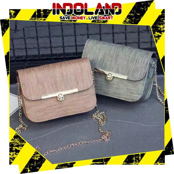 Jual INDOLAND - Tas Mini Elegan Wanita Sling Bag Fashion ...