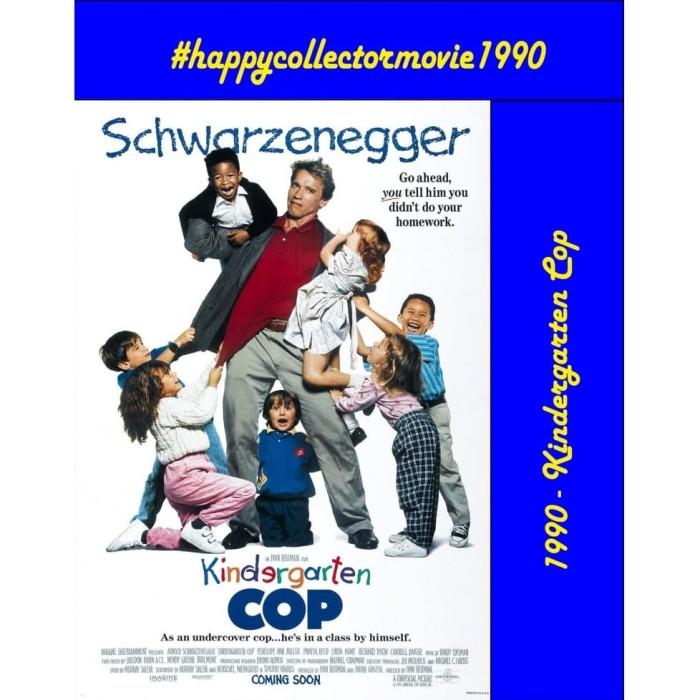 Jual Dvd Kindergarten Cop 1990 Jakarta Selatan Happyc Shop Tokopedia