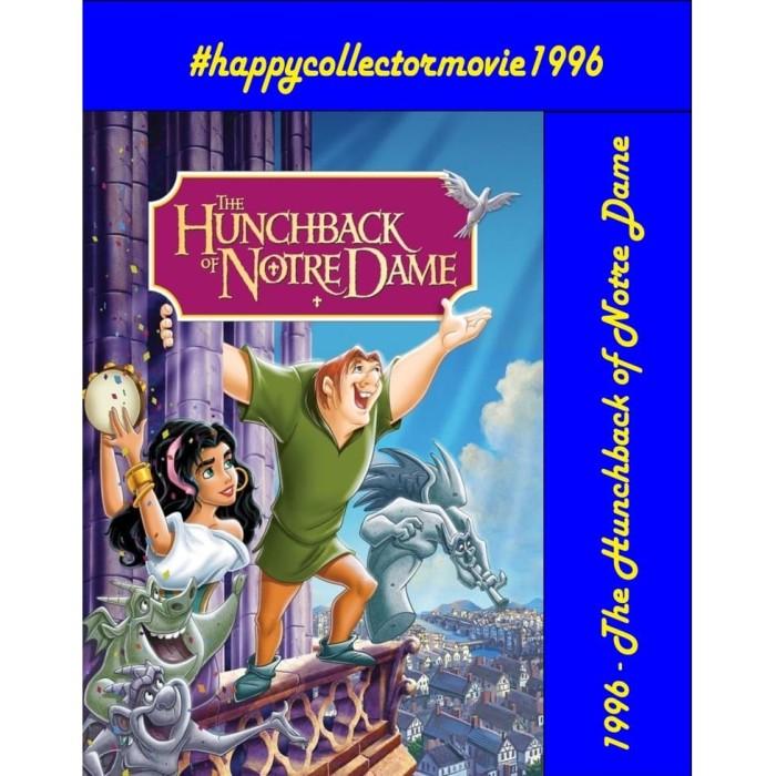 Jual Dvd The Hunchback Of Notre Dame 1996 Jakarta Selatan Happyc Shop Tokopedia