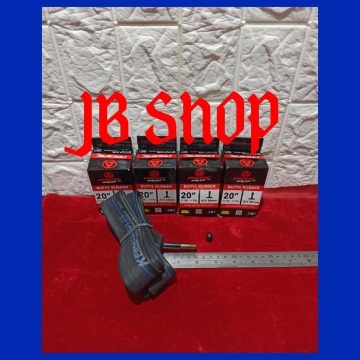 Foto Produk BAN DALAM SEPEDA 20 X 150 175 48 MM KENDA PACIFIC 20X150 LIPAT SELLY dari JB Shop 1